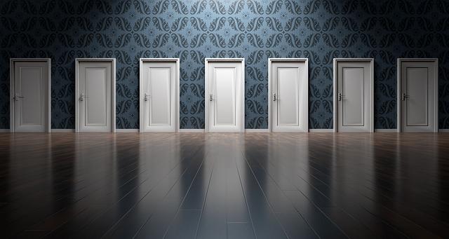 כיוון דלתות