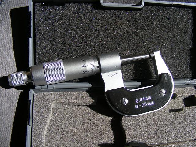 איך ניתן למדוד אורך של דברים מזעריים כמו גרגיר שומשום